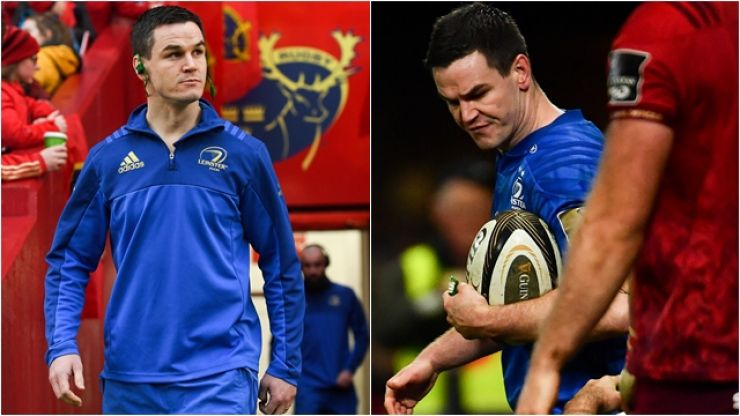 Munster exposed Johnny Sexton for what he is - Ireland's greatest competitor