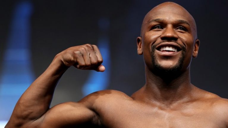 Floyd Mayweather barely trained ahead of exhibition bout in Japan