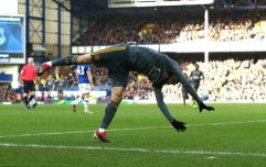 Jamie Vardy surprises everyone with unexpected new goal celebration