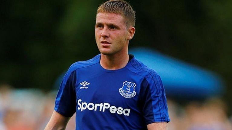 Multiple Premier League clubs targeting James McCarthy loan deal