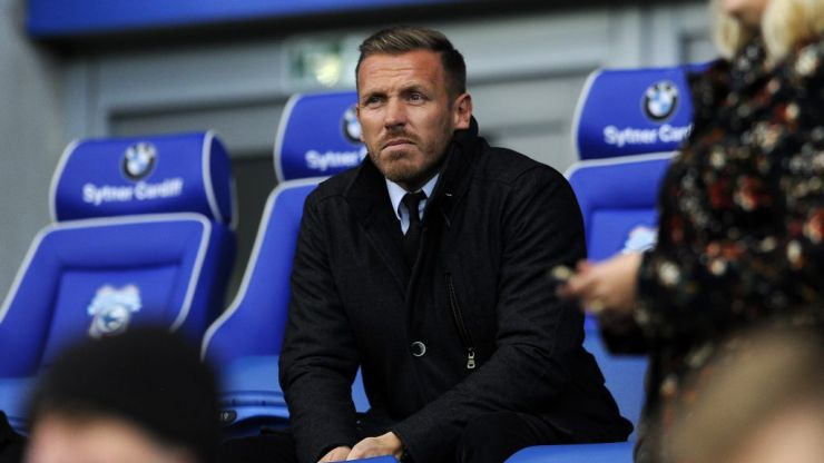 Craig Bellamy steps down from Cardiff City U18s role following bullying allegations