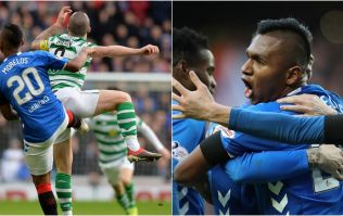 Celtic fans fume as Alfredo Morelos escapes punishment for Old Firm behaviour
