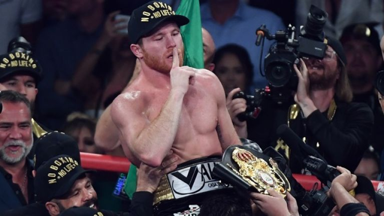 QUIZ: Name every male world boxing champion right now