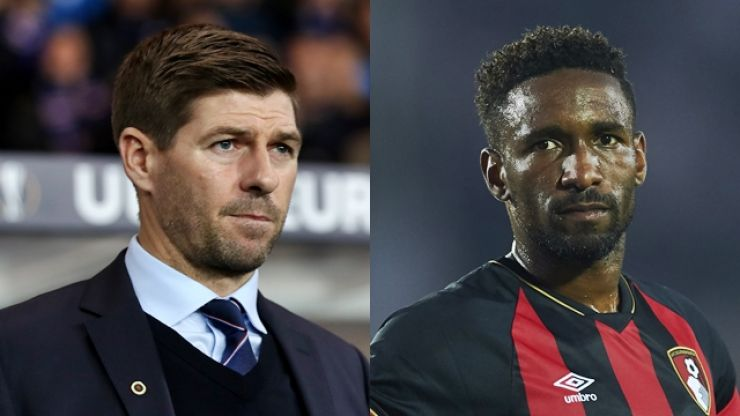 Jermain Defoe set to sign for Rangers from Bournemouth