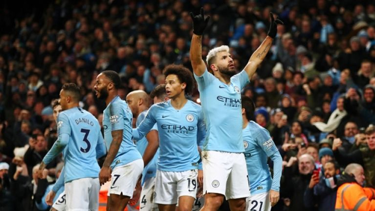 Man City beat Liverpool to narrow the gap at the top of the Premier League table