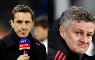 Gary Neville names the three Man United players who do not suit Solskjaer's style of football