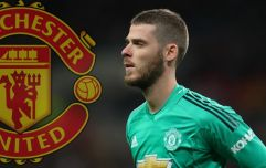 Man United shouldn't apologise for having a great goalkeeper