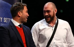 Tyson Fury camp responds to April 13 claims from Eddie Hearn