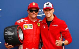 Mick Schumacher joins Ferrari