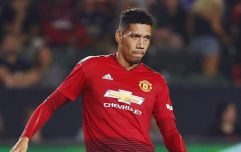 "Chris Smalling says going vegan has ""provided lots of positives"""