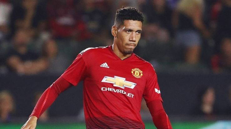 """Chris Smalling says going vegan has """"provided lots of positives"""""""