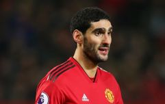 Marouane Fellaini set to become first Man United player to leave under Solskjaer