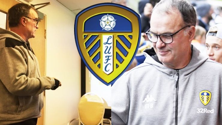 'I'm able to speak English but can talk about the 24 teams of the championship' - Bielsa comes out swinging