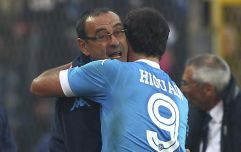 Chelsea and Juventus reach agreement on Gonzalo Higuain