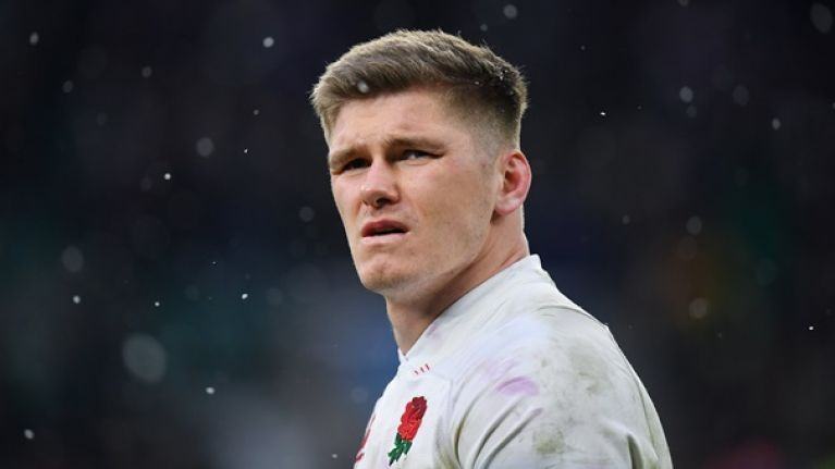 England name squad for Six Nations opener with Ireland