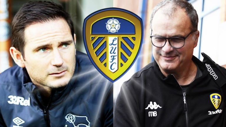 Salty Frank Lampard hits back at Marcelo Bielsa after powerpoint press briefing