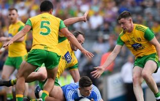 Donegal forward motion to move Dublin out of Croke Park for Super 8s
