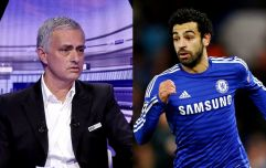 Jose Mourinho rejects Mohamed Salah criticism