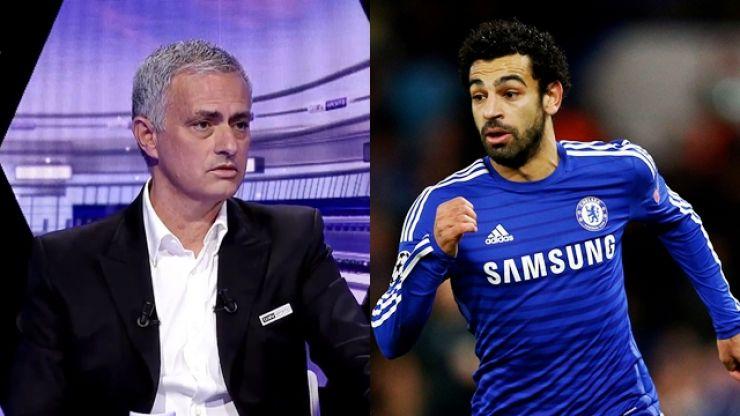 Jose Mourinho rejects Mohamed Salah criticism