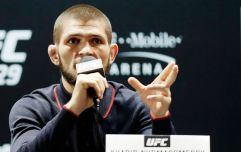 Khabib Nurmagomedov pours more cold water on McGregor rematch
