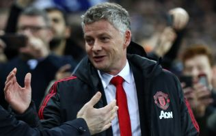 The first United player sticks his head up to back Solskjaer for the job