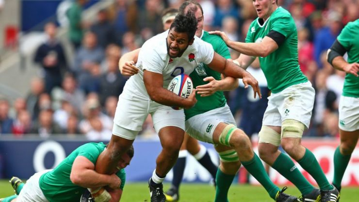 Billy Vunipola says there's an 'extra layer' when facing Ireland