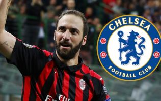 Higuain given chance to revive his career at Chelsea