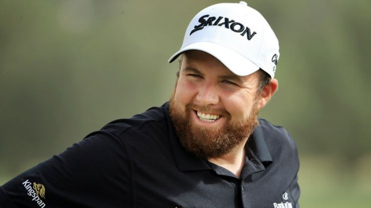 Shane Lowry wins Abu Dhabi Championship after shot of his life on 18