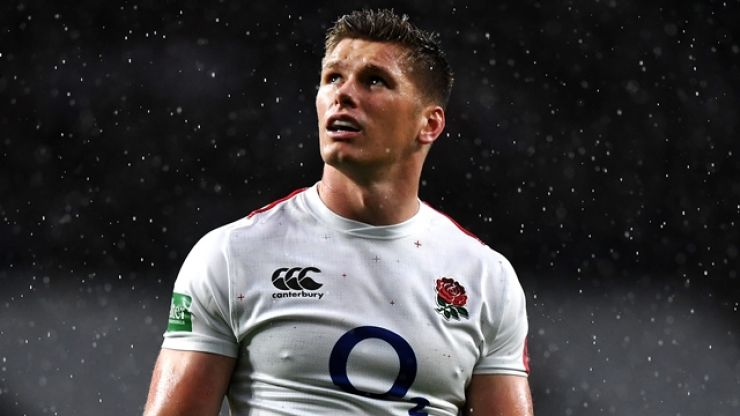 Owen Farrell set for surgery just two weeks before Ireland game