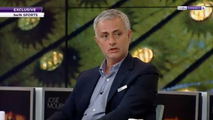 'He doesn't know my philosophy' - Mourinho responds to Neville jibe