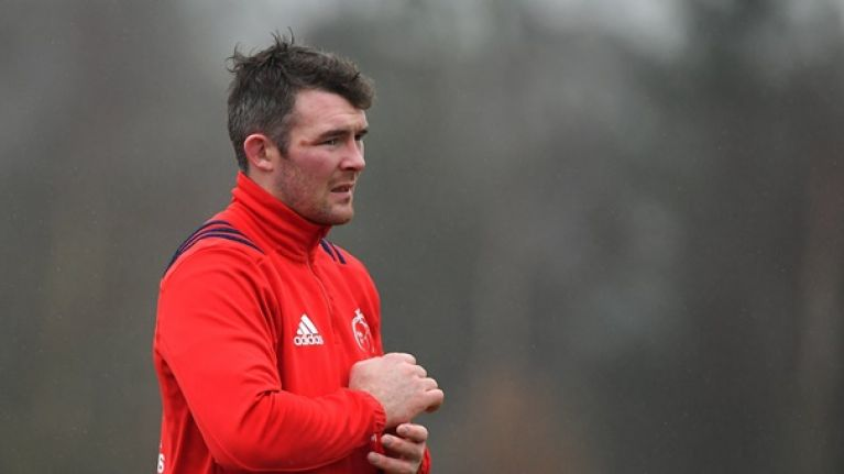 Munster make six changes to team to play Gloucester in Champions Cup