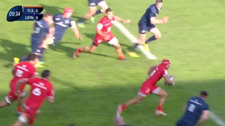 Analysis: How Toulouse exploited Leinster in Champions Cup loss