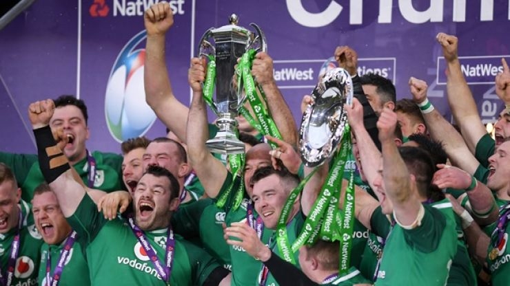 Rugby takes top billing in most watched Irish sporting events of 2018