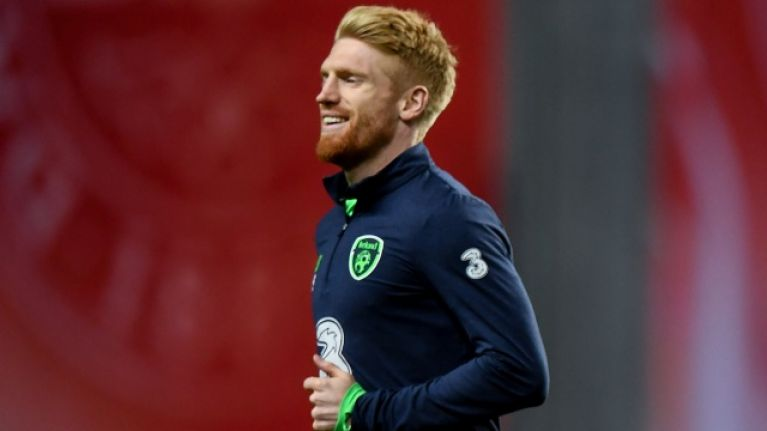 Paul McShane denies report that he's been transfer listed