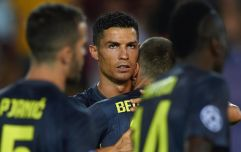 Las Vegas police issue warrant for Cristiano Ronaldo DNA sample