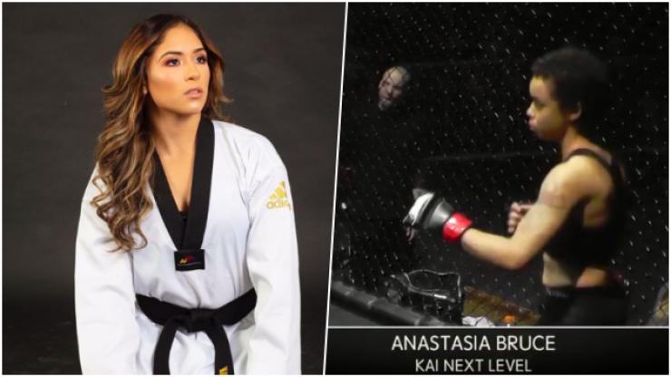 Bellator forced to change plans for Taekwondo superstar Valerie Loureda