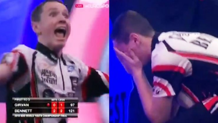 13-year-old goes wild after checking out with beautiful 121 to win BDO youth