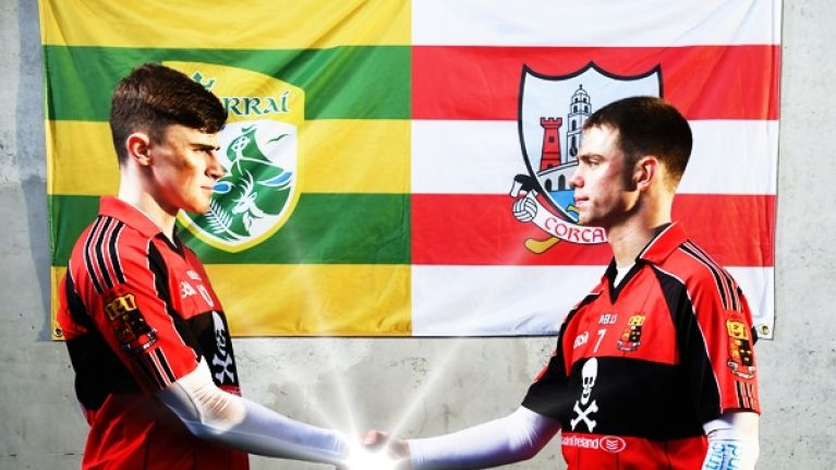 """""""I see more Kerry forwards coming to UCC than I do backs anyway"""""""