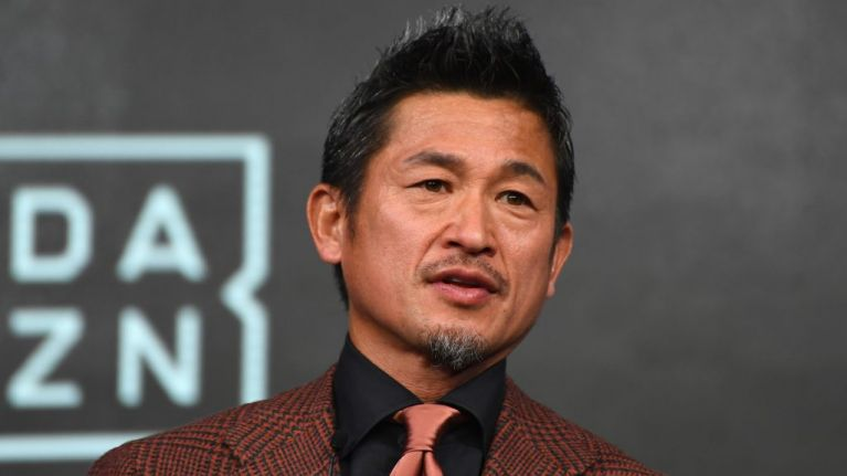 51-year-old Kazuyoshi Miura confirms he's signed a new deal at Yokohama