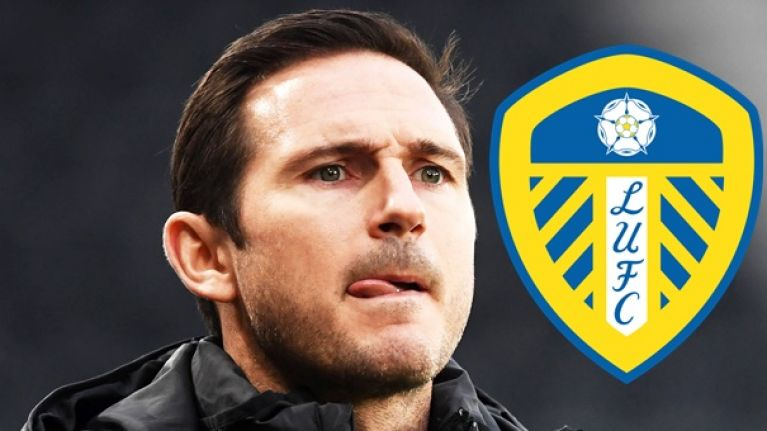 Derby County catch member of Leeds United staff spying on training