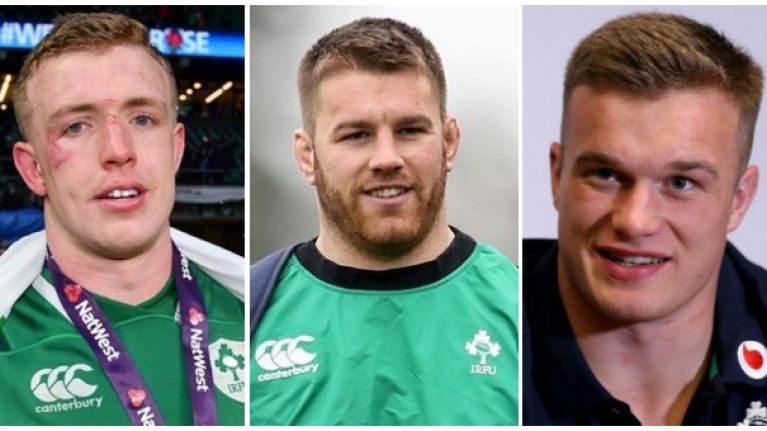 Sean O'Brien and the race to be Ireland's first-choice openside flanker