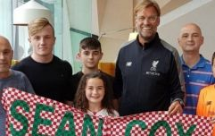 Liverpool set to take on Ireland in legends game for Sean Cox