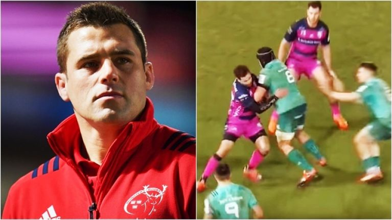 CJ Stander moment Gloucester knew was coming but struggled badly to stop