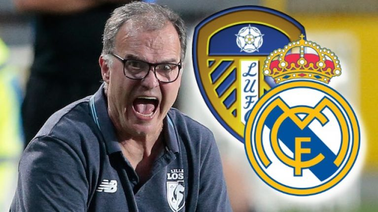 Marcelo Bielsa set to bring Real Madrid goalkeeper to Leeds United