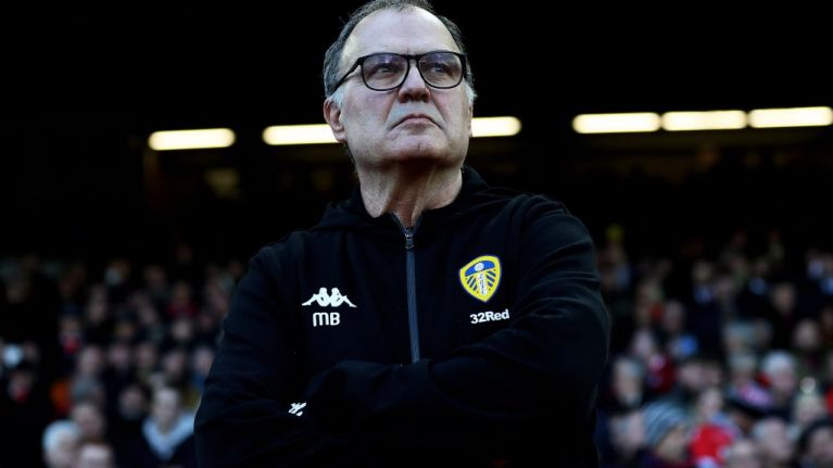Leeds United apologise to Derby County for Marcelo Bielsa's actions