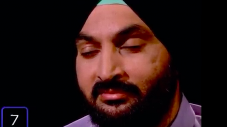 2 minutes, 15 questions: The full transcript of Monty Panesar on Mastermind