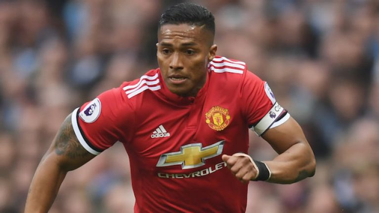 Antonio Valencia set for Serie A as four Man United contracts expire in summer