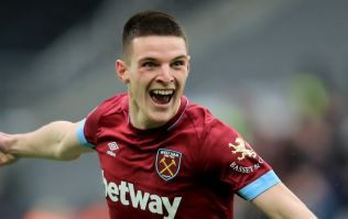 The Football Spin on another giant leap for Declan Rice, why he should play for Liverpool and the Leeds United spy scandal