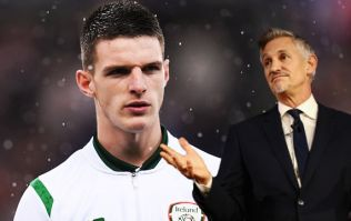 Gary Lineker couldn't resist a few Declan Rice remarks after his West Ham heroics