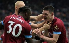 Declan Rice's West Ham teammate gives ominous message in Sky Sports interview